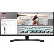 Monitor LED 34 LG 34UM88C-P IPS UWQHD 5 ms Negru