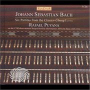 Video Delta Bach - Six Partitas From The Clavier-Ubung I 1731 - CD
