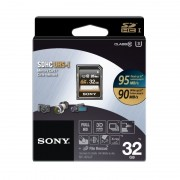 Micro SD Card, 32GB, Sony, Class10, UHS-1 (SF32UZ)