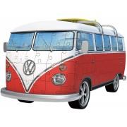 Puzzle 3D Ravensburger - Volkswagen T1, 162 piese (12531)