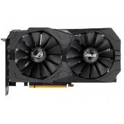 Видеокарта ASUS ROG Strix GeForce GTX 1650 OC Edition 1485Mhz PCI-E 3.0 4096Mb 8002Mhz 128 bit 2xDP 2xHDMI ROG-STRIX-GTX1650-O4G-GAMING