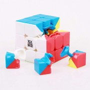 Magnetic Magic Speed Cube Professional Moyu Cubo Magico Gts2 Magnets Puzzle Cube Toys for Children (E2)(1-Mc-Yj8254_Sl)