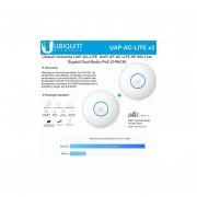 Ubiquiti UAP-AC-LITE 2-PACK UniFi AP AC LITE AP 802.11ac Gigabit Dual-Radio PoE