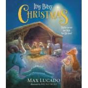 Itsy Bitsy Christmas, Hardcover