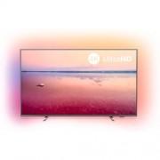 Philips Ultra HD/4K smart led-tv met 3-zijdig Ambilight 139 cm PHILIPS 55PUS6754
