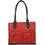 FD Fashion Women Women Red, Black Messenger Bag