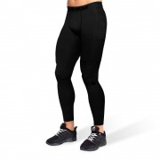 Gorilla Wear Smart Tights - Zwart - 2XL