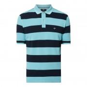 Fynch-Hatton Poloshirt mit Blockstreifen