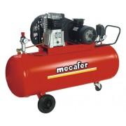 Compresor aer comprimat Mecafer B3800B 270L 10 bari, cu ulei