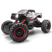 E-Young Rc Cars 1/14 Remote Control Off-Road Racing Vehicles Monster Truck 2. 4Ghz 4Wd Radio Controlled Rock Crawler Electric Buggy with Led Light