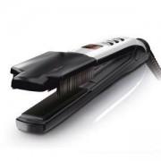 Преса за коса ValeraVALERA 100.20/IS Brush and Shine, 230°C, Приставка за разресване от естесвен косъм, Черен