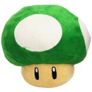 Jucarie De Plus Nintendo Green 1up Mushroom Plush Toy (35cm)