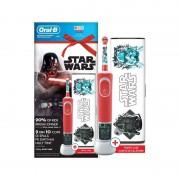 Set periuta electrica Oral-B Vitality Star Wars + caseta calatorie