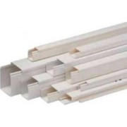 Canal de cablu Pvc Ultra 60 mm x 60 mm x 2 m - Schneider Electric