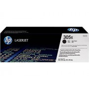 HP 305X High Yield Black Original LaserJet Toner Cartridge (CE410X)