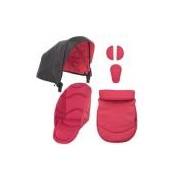 Color Pack Chicco Para Carrinho Urban Plus Red Passion