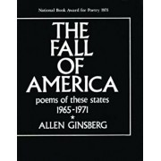 The Fall of America: Poems of These States 1965-1971, Paperback/Allen Ginsberg