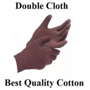 Bike gloves Hosiery Cotton with double Cloth Protection from Sun And Dust CODEwJ-2808