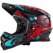 Oneal O´Neal Backflip RL2 Attack Casco de bicicleta Negro/Rojo S