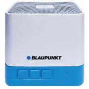 Безжичен Bluetooth алуминиев високоговорител Blaupunkt BT02 - син