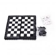 1 Set Vouwen Magnetische Plastic Schaken Board Set met Stukken Games Accessoires