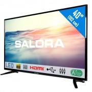 Salora Full HD LED 1600 serie 40 inch tv