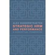 Strategic HRM and Performance: A Conceptual Framework