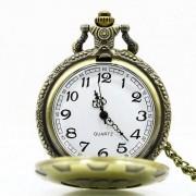 Collar retro del reloj de bolsillo del patron 111 de la personalidad retra