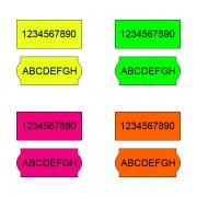 Rola de etichete Blitz C8 - color