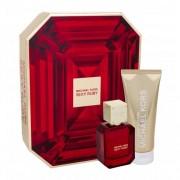 Michael Kors Sexy Ruby set cadou EDP 50 ml + Lapte de corp 100 ml pentru femei