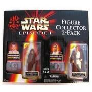 Star Wars Action Figure Collector 2-Pack Episode I (Anakin Skywalker & Obi-Wan Kenobi)
