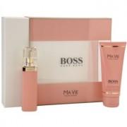 Hugo Boss Boss Ma Vie coffret II. Eau de Parfum 50 ml + bálsamo corporal 100 ml