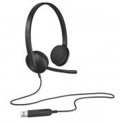Logitech Słuchawki z mikrofonem Logitech H340