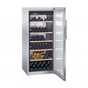 Wijnklimaatkast RVS | 201 Flessen | Liebherr | 478 Liter | WKes 4552 | 70x74x(h)165cm