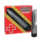 Emergency Orgasm Vibrator