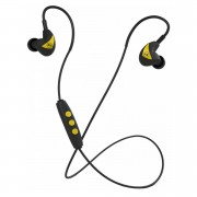 Mixx Memory Fit 2 Wireless Earphones - Black