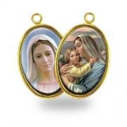 Kétoldalas Mária érem