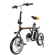 Bicicleta electrica foldabila Airwheel R3 Black