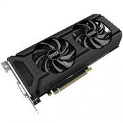 Palit ne51070015p2d gtx1070 Dual 8 GB 4000 GeForce GTX 1070 grafische kaart