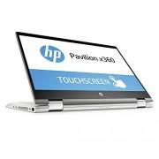 HP 4AX29EA#ABD 35,56 cm (14 inch) 14-cd0004ng Convertible Laptop (Intel Core i5-8250u, 1000GB harde schijf, 8GB RAM, NVIDIA GeForce MX130, Win 10 Home) Mineraalzilver