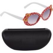 Kidofash Oval Sunglasses(For Boys & Girls)