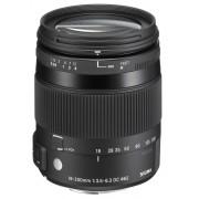 Sigma 18-200mm f/3.5-6.3 DC MACRO OS HSM CONTEMPORARY para Canon