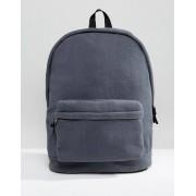 ASOS Серый флисовый рюкзак ASOS - Серый