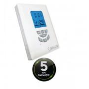 Termostat cu fir Salus T 105, 3 nivele de temperatura, 5 ani garantie