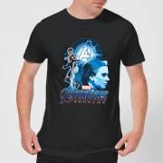 Avengers: Endgame Black Widow Suit heren t-shirt - Zwart - S - Zwart