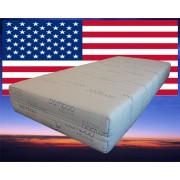 Matras pocketvering met koudschuim, American Special, hoogte 25 cm