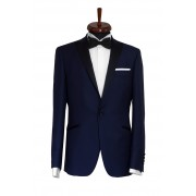 Sacou smoking Slim Fit Gentlemen`s Corner - Connoisseur Chester - NOU!