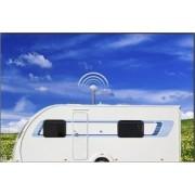 Antenn för husvagnar och husbilar