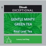Dilmah Gentle Minty menta ízesítésű zöld tea 50db/cs
