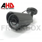 Telecamera videosorveglianza AHD 1,3Mpx, 1700TVL 42 Led Zoom Varifocale 2,8-12mm